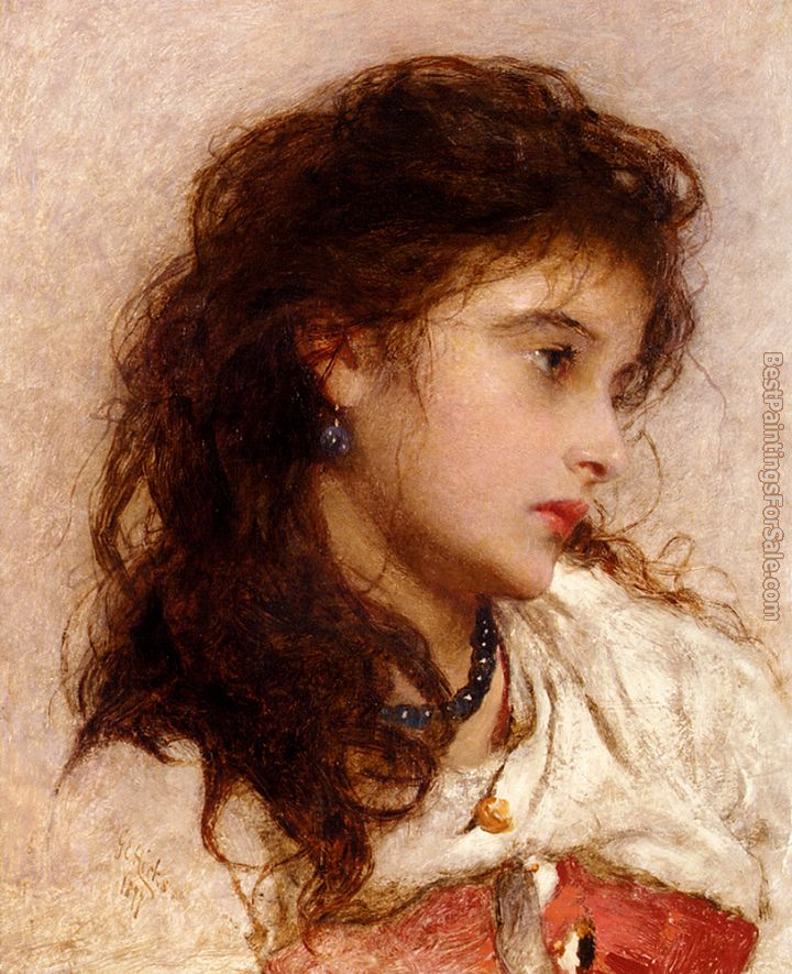 George Elgar Hicks Paintings for sale