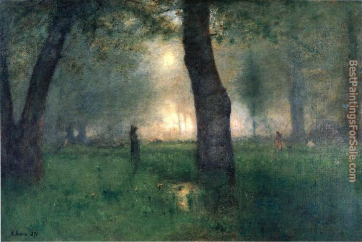 George Inness Paintings for sale