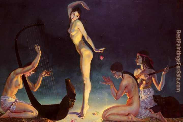George Owen Wynne Apperley Paintings for sale