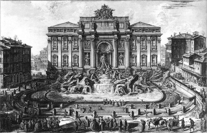 Giovanni Battista Piranesi Paintings for sale