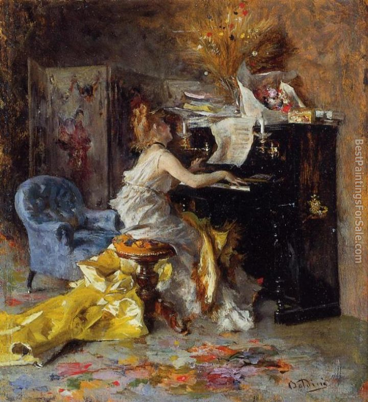 Giovanni Boldini Paintings for sale