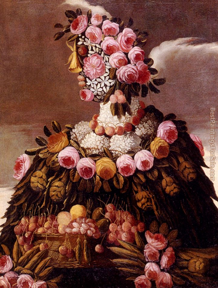 Giuseppe Arcimboldo Paintings for sale