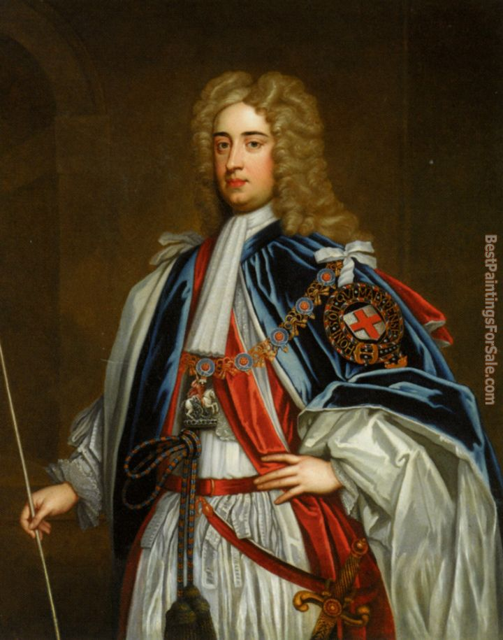 Godfrey Kneller Paintings for sale