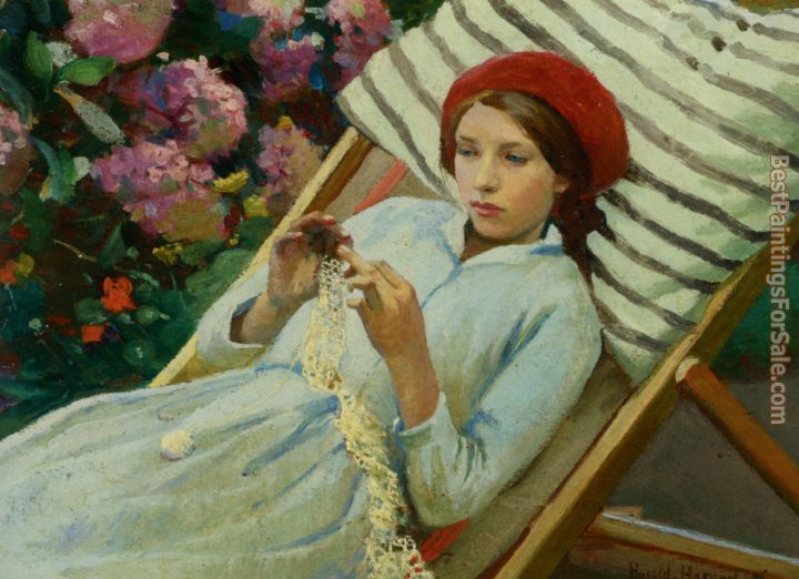 Harold Harvey Paintings for sale