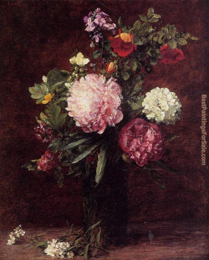 Henri Fantin-Latour Paintings for sale