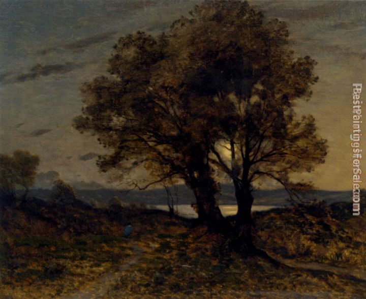 Henri-Joseph Harpignies Paintings for sale