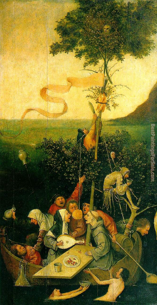 Hieronymus Bosch Paintings for sale