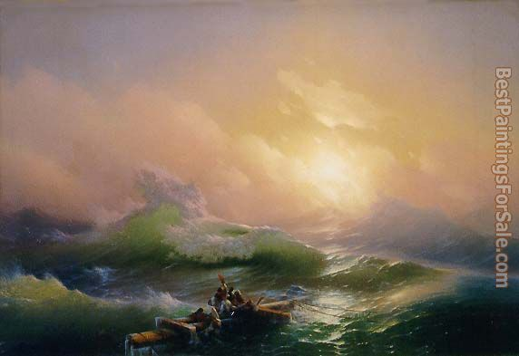 Ivan Constantinovich Aivazovsky Paintings for sale