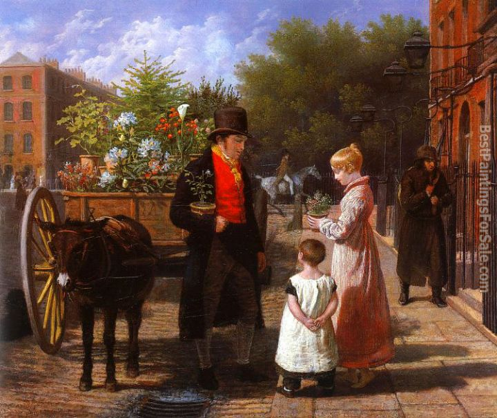 Jacques-Laurent Agasse Paintings for sale