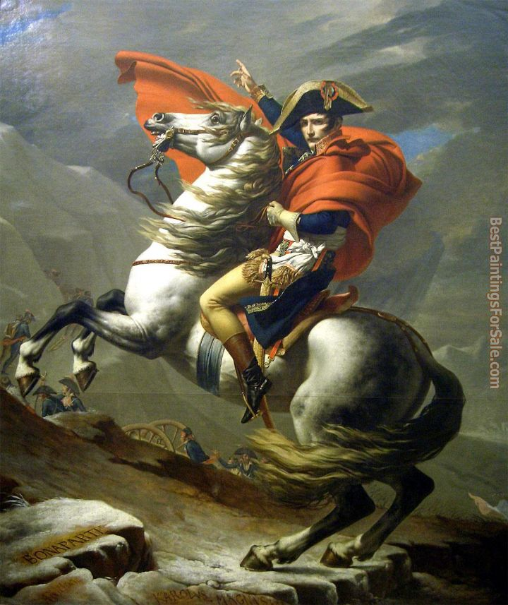 Jacques-Louis David Paintings for sale
