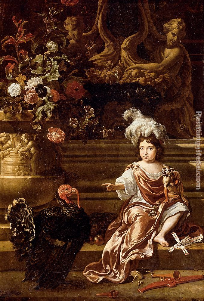 Jan Weenix Paintings for sale