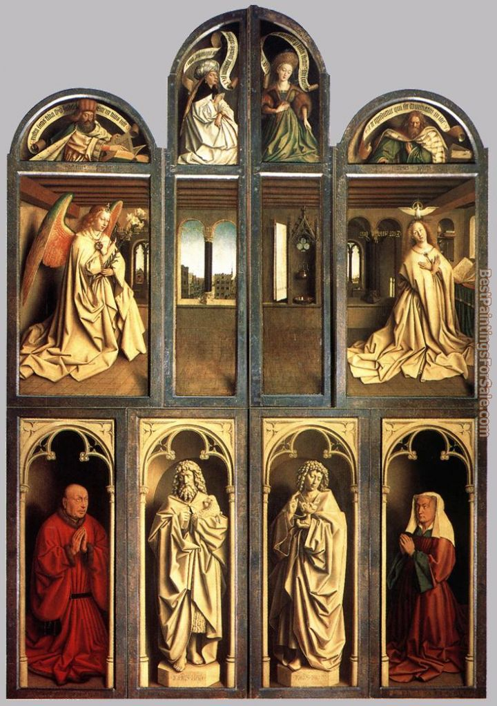 Jan van Eyck Paintings for sale