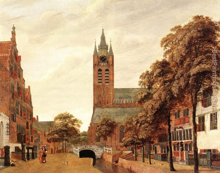 Jan van der Heyden Paintings for sale