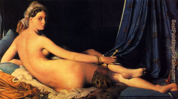 Jean Auguste Dominique Ingres Paintings for sale