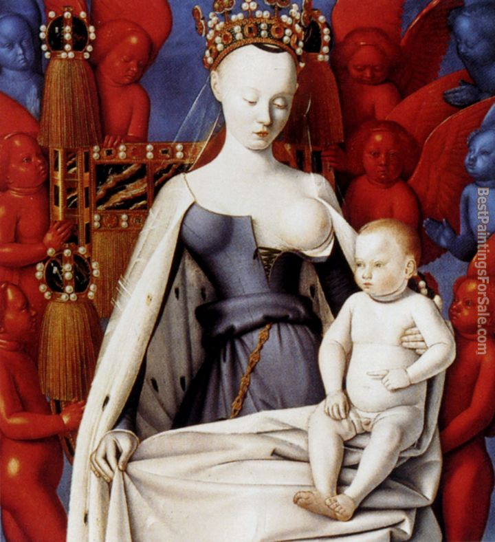 Jean Fouquet Paintings for sale