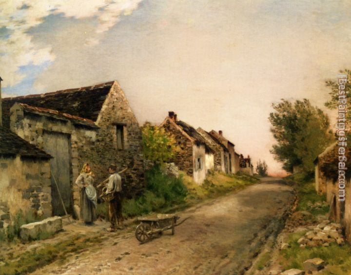 Jean-Charles Cazin Paintings for sale