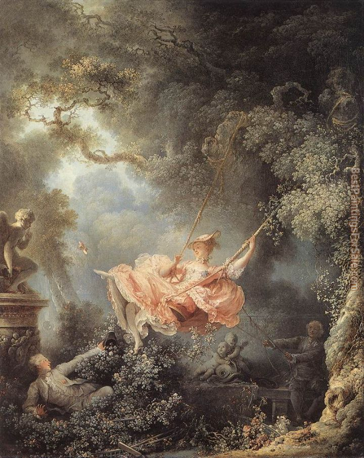 Jean-Honore Fragonard Paintings for sale