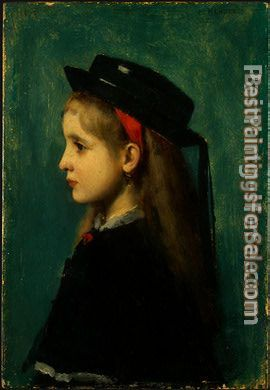 Jean-Jacques Henner Paintings for sale