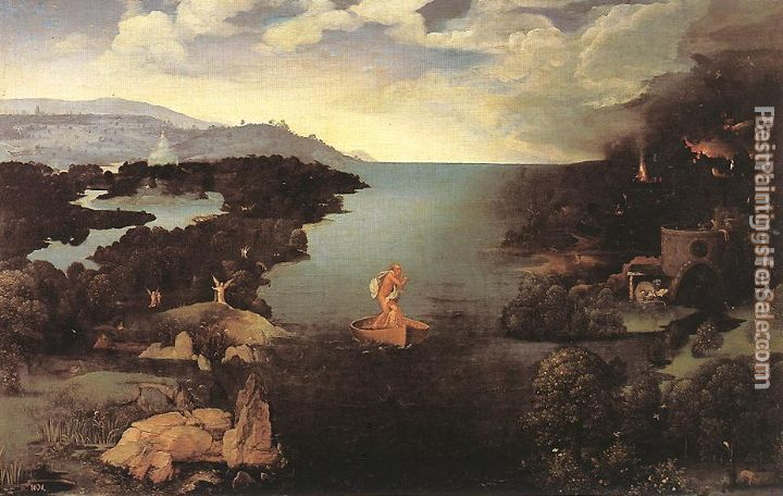 Joachim Patenier Paintings for sale