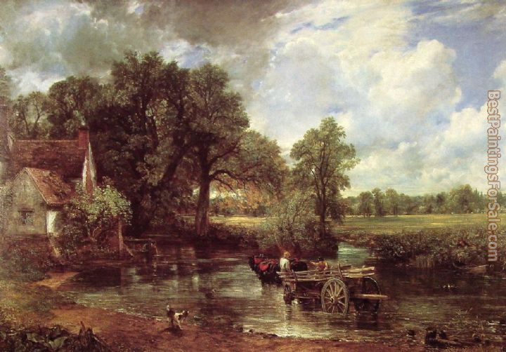 John Constable Paintings for sale