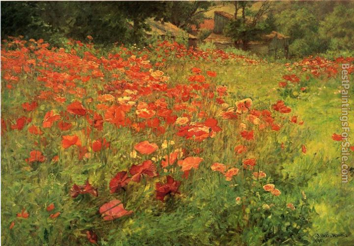 John Ottis Adams Paintings for sale