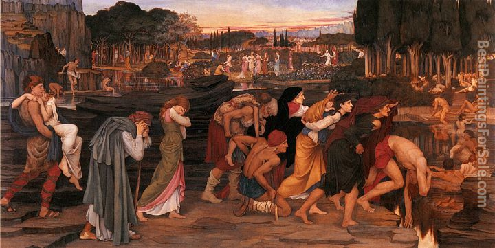 John Roddam Spencer Stanhope Paintings for sale