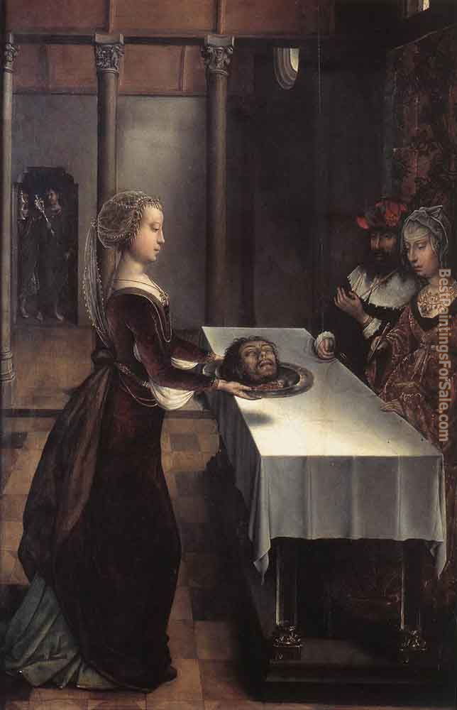 Juan De Flandes Paintings for sale
