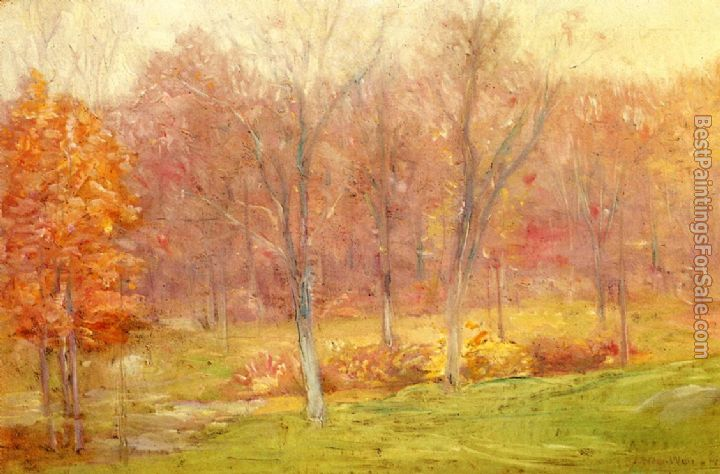Julian Alden Weir Paintings for sale
