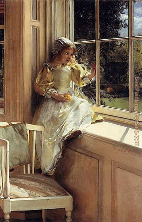 Lady Laura Teresa Alma-Tadema Paintings for sale
