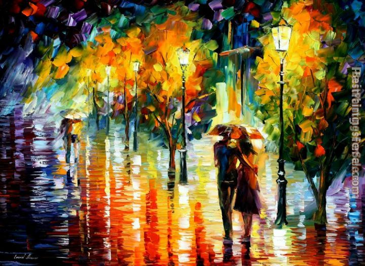Leonid Afremov Paintings for sale