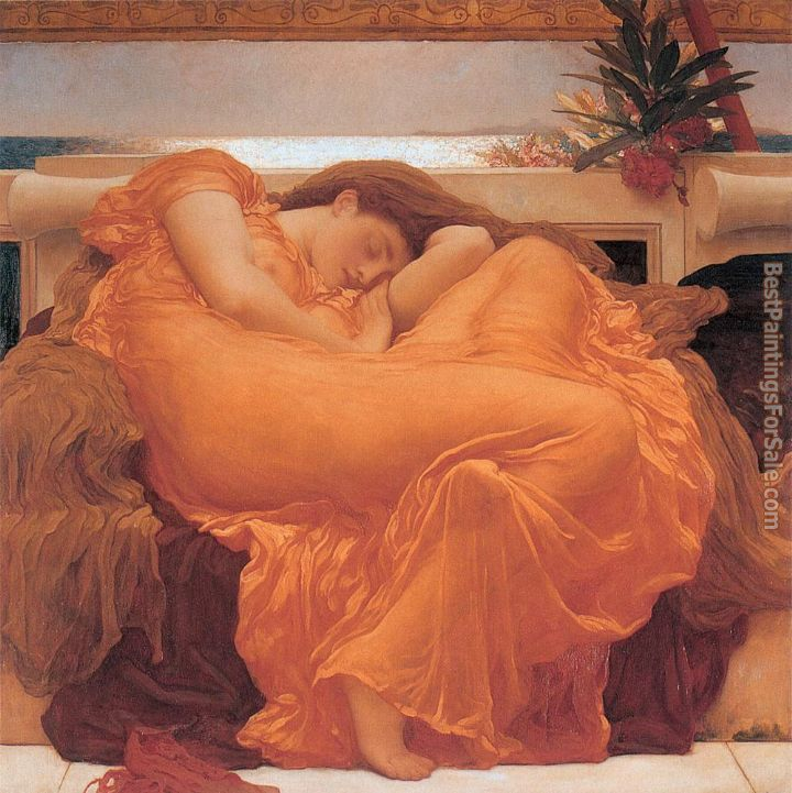 Lord Frederick Leighton Paintings for sale
