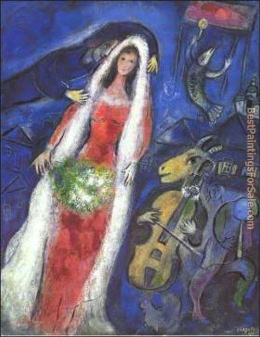 Marc Chagall Paintings for sale