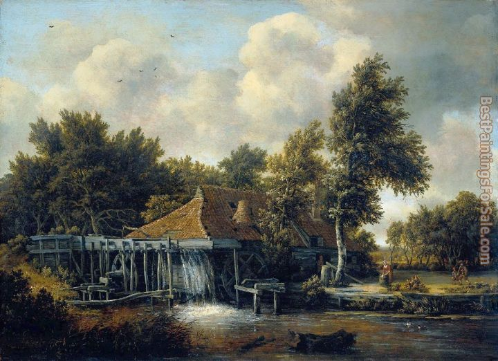 Meindert Hobbema Paintings for sale