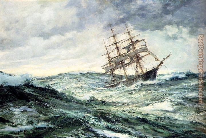 Montague Dawson Paintings for sale