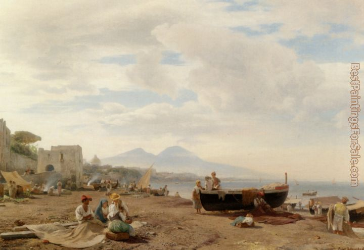 Oswald Achenbach Paintings for sale