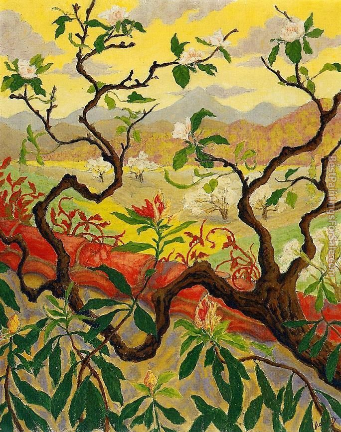 Paul Ranson Paintings for sale