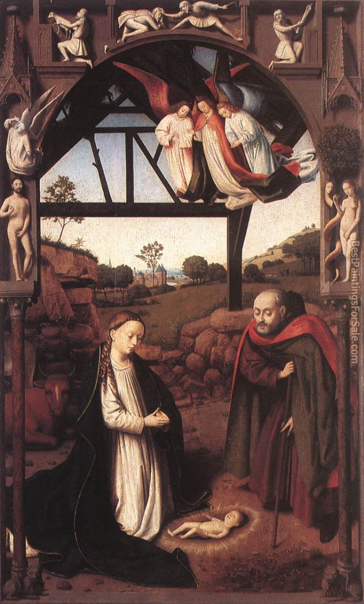 Petrus Christus Paintings for sale