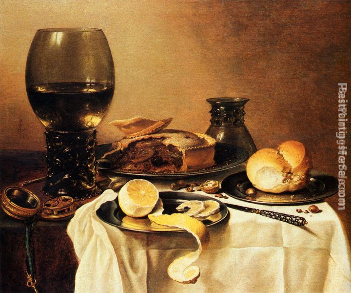 Pieter Claesz Paintings for sale