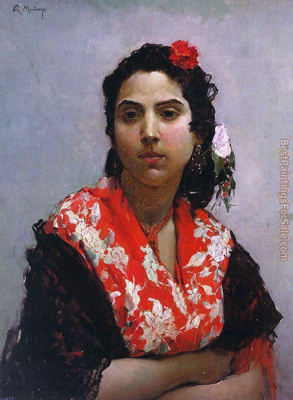 Raimundo de Madrazo y Garreta Paintings for sale