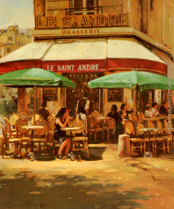 Raymond Leech Paintings for sale