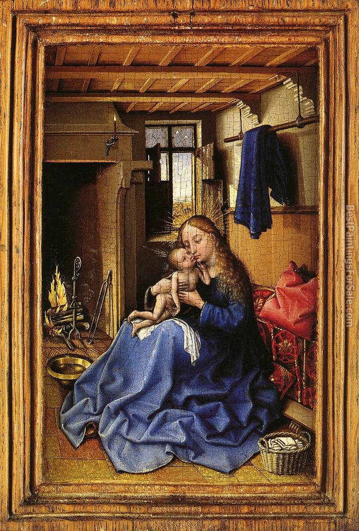 Robert Campin Paintings for sale