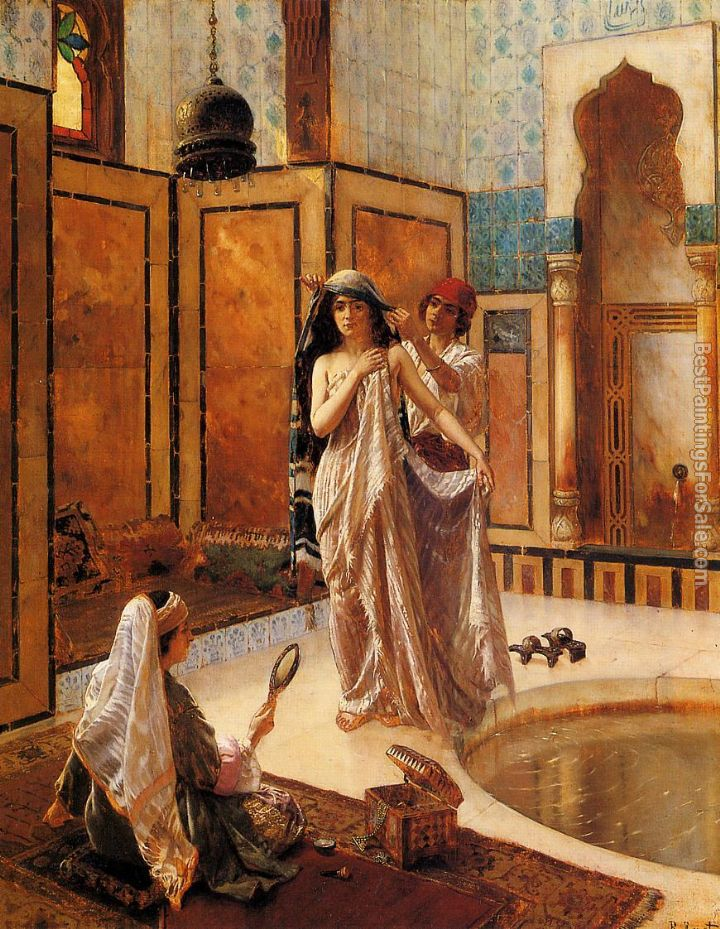 Rudolf Ernst Paintings for sale