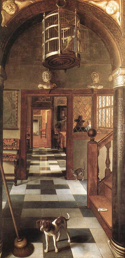 Samuel van Hoogstraten Paintings for sale