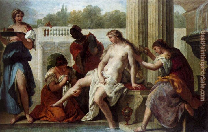 Sebastiano Ricci Paintings for sale