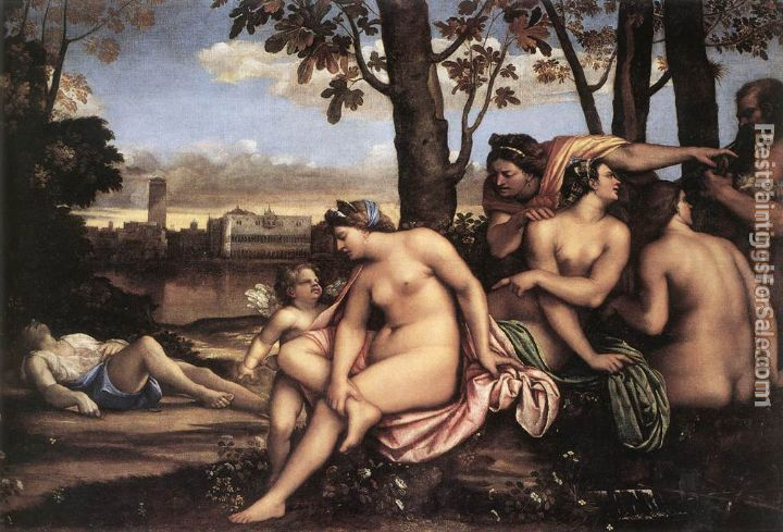 Sebastiano del Piombo Paintings for sale
