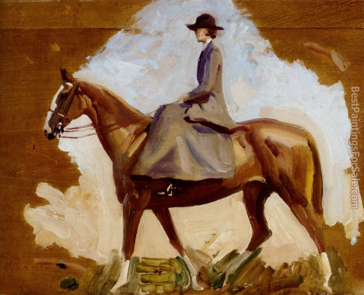 Sir Alfred James Munnings Paintings for sale