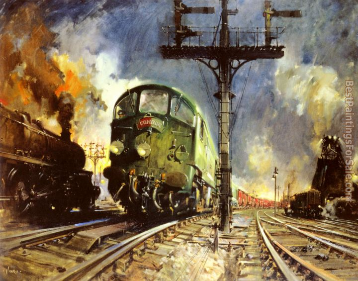 Terence Tenison Cuneo Paintings for sale