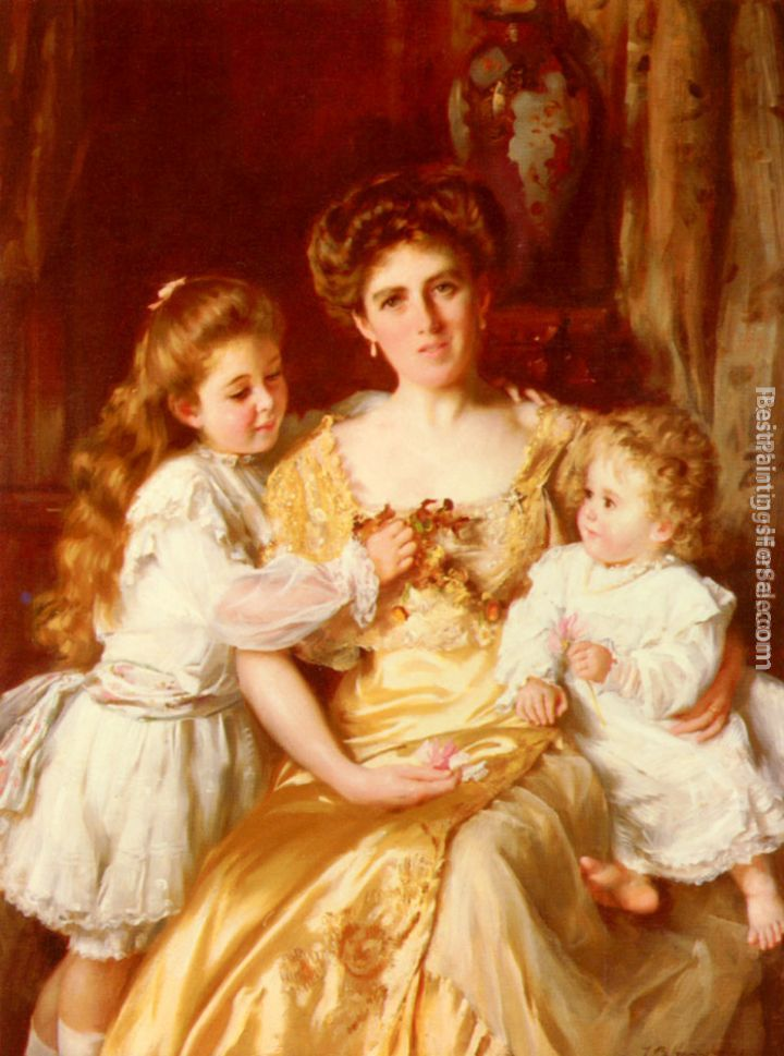 Thomas Benjamin Kennington Paintings for sale