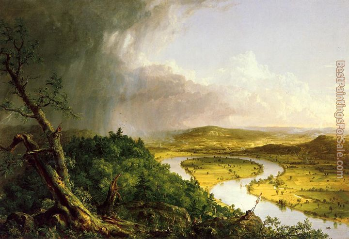 Thomas Cole Paintings for sale