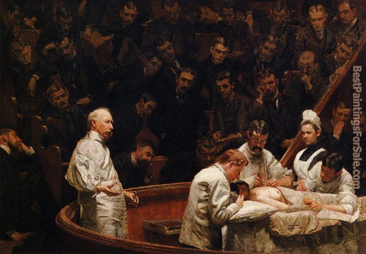 Thomas Eakins Paintings for sale